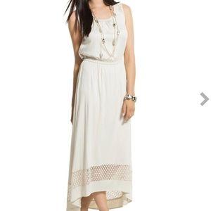 NWT Chico's Ariel lace dress